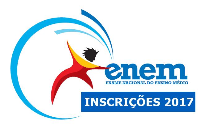 Inscrições Enem 2017 - Página do Participante