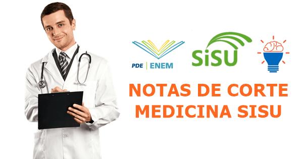 Notas de Corte Medicina Sisu 2017 1