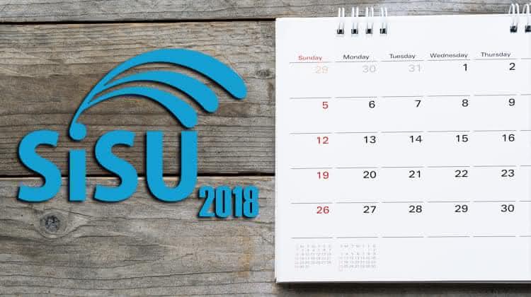 Resultado Sisu 2018/2 - Primeira Chamada e Lista de Espera 1