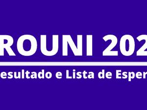 Resultado Prouni 2020