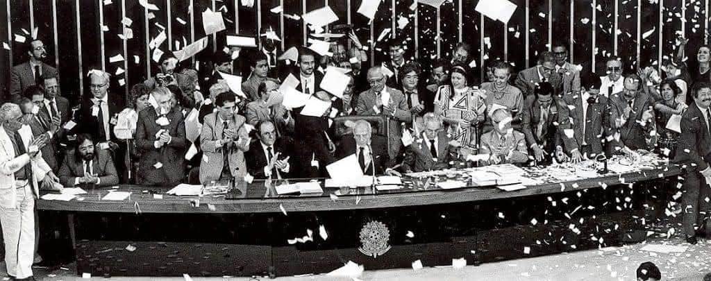 Constituição de 1988 - Datas importantes para o Enem