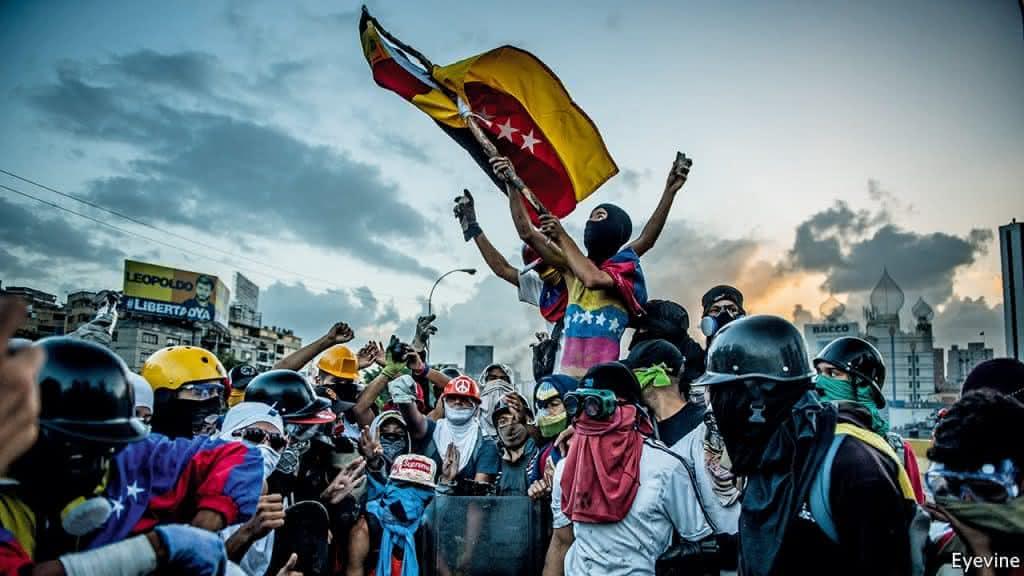 Crise na Venezuela - Enem 2019