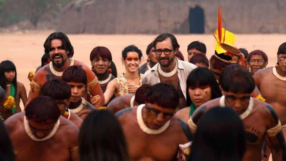 Xingu - Filmes Enem 2019