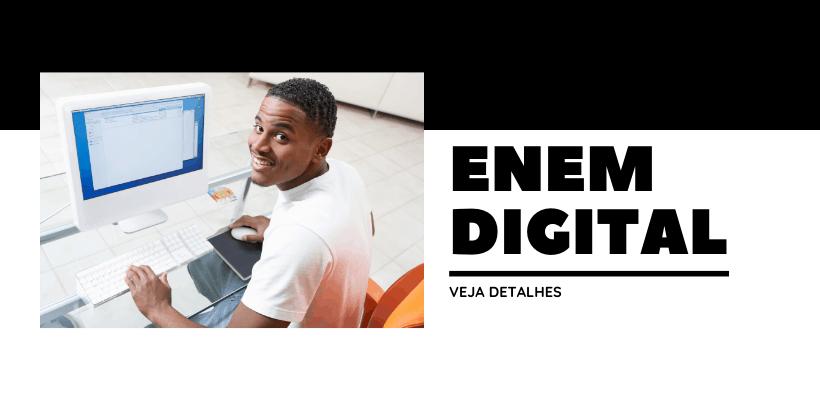 Enem Digital 2020 - Veja Detalhes