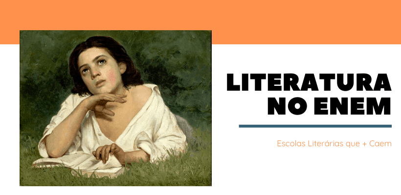 Escolas Literárias que mais caem no Enem